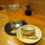 しらなみ - 料理写真:芋焼酎お湯割り