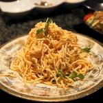 シャングリラ - 2012.12 干し豆腐サラダ
