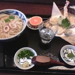 讃岐の香り 石川うどん - 天ぷらうどん