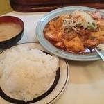 洋庖丁 - ジャンボ焼ランチ