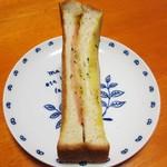 16686176 - ホットサンドハム&チーズ¥180