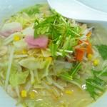 16688498 - 長崎ちゃんぽん(麺300g)@550円