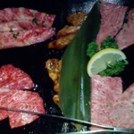 16689309 - ランチの焼き肉セット