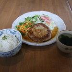 Ainateichao - ハンバーグ・セット