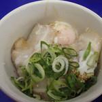 来来亭 - トロ肉チャーシュー丼(定食のみ注文可)