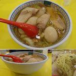 どうとんぼり神座 大和高田店 - 小チャーシュー麺。どうとんぼり神座大和高田店 撮影:食彩賓館
