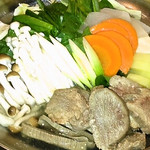 牛タン 木村屋 - 牛タンのちゃんこ鍋