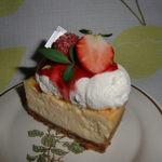 Antenato - ベイクドチーズケーキ