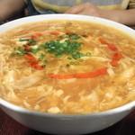 16694824 - 酸辡湯麺(1,160円)