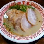 ラーメン 田中九商店 - 塩チャーシュー麺