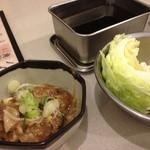 串カツ田中 - 大阪名物 牛スジとおかわり自由のキャベツ