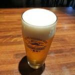 かぼす - 生ビール中500円