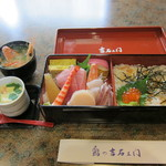 吉右ヱ門 - 上ちらし寿司