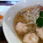 拉麺阿修羅 颯 - 2013年正月の限定麺「謹賀新麺」1000円