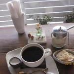 chaco - ドリンク写真:コーヒー&アモラス