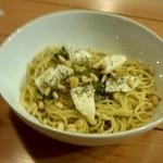 スマイルキッチン - 料理写真:ジェノヴェーゼパスタ