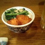 活魚・串焼き ほんま - お通し