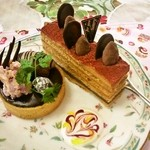 プチ・スウィート - ケーキ達