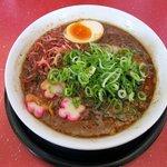 麺屋 風火 - 湖国ブラック(700円)