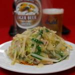 百老亭 - 2012.12 炸麺(ツアメン、450円)