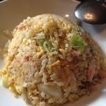 16702127 - 蟹肉の炒飯