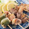 べんがら酒場 - 料理写真:その日、おいしい串が食べられる『串盛5本』