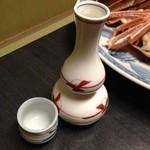 つきの井 - 司牡丹2合♪ ¥900