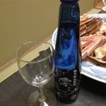 つきの井 - スパークリング日本酒♪ ¥900? すごく美味しい♪