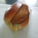 パンタグラフ - 料理写真:きたがきのコロッケ×コッペパン