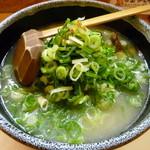 ラーメン壷 - 牛すじラーメン(H25.1)