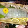 豊漁 - 料理写真:ヤリイカ活造り(3月頃~10月迄)