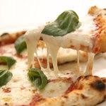 ファン+ゼロ - 北海道小麦100%のもっちりピザ
