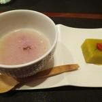 Japanese Vegetable House 菜 - お通し(600円)