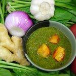 インド家庭料理 ラニ - チキンサグ