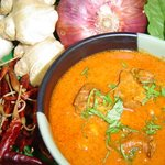 インド家庭料理 ラニ - マトンカレー