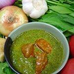 インド家庭料理 ラニ - マトンサグ