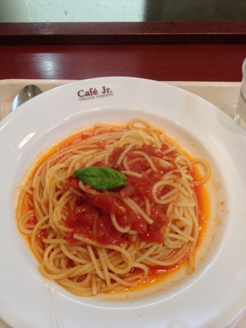 イタリアントマト カフェジュニア 一宮店