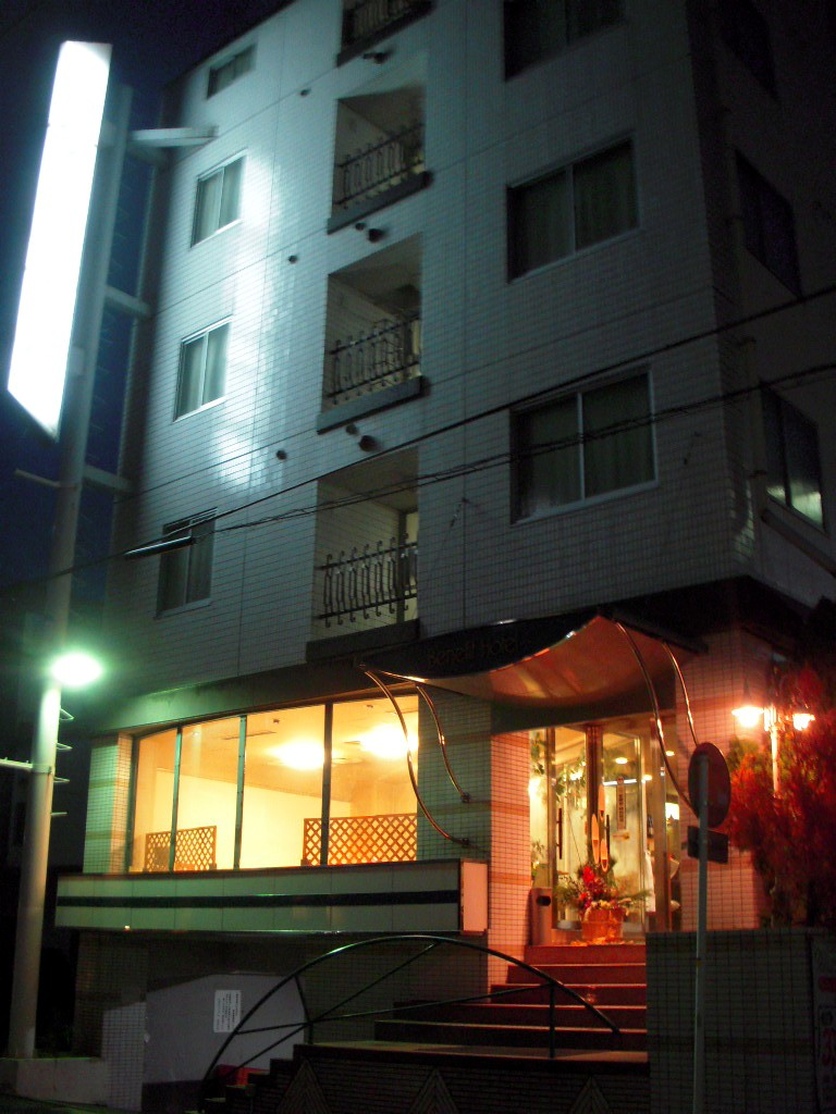 ベネフィットホテル 岡山1号館