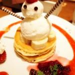 キャンベル・アーリー - クリスマス限定パンケーキ