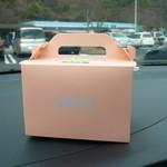 スイス - シンプルなピンクの箱