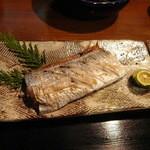 16718635 - 焼き魚 太刀魚