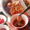 神楽坂芝蘭 - 料理写真:専用のつけだれでどうぞ!