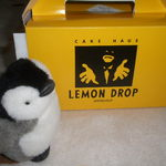 レモンドロップ - テイクアウトの箱