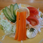 コブタ - 野菜サラダ(450円)
