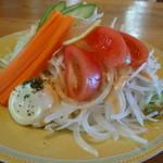 コブタ - 450円の野菜サラダを見縊っていました