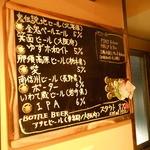 16725802 - 本日の地ビール