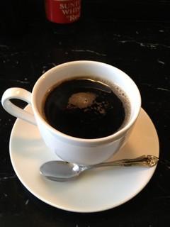 アジャンタ - コーヒーも絶品です!