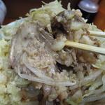 ラーメン富士丸 - 豚