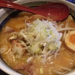 麺屋べろり - 麺屋べろり(味噌らーめん)