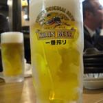 16729472 - 生ビール